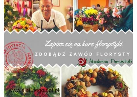 florystyka Kraków