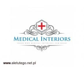 Projektowane gabinetów stomatologicznych - medical-interiors.com