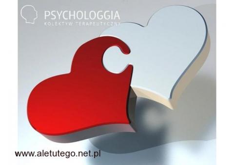 Psychoterapia dla małżeństw w Warszawie Psychologgia