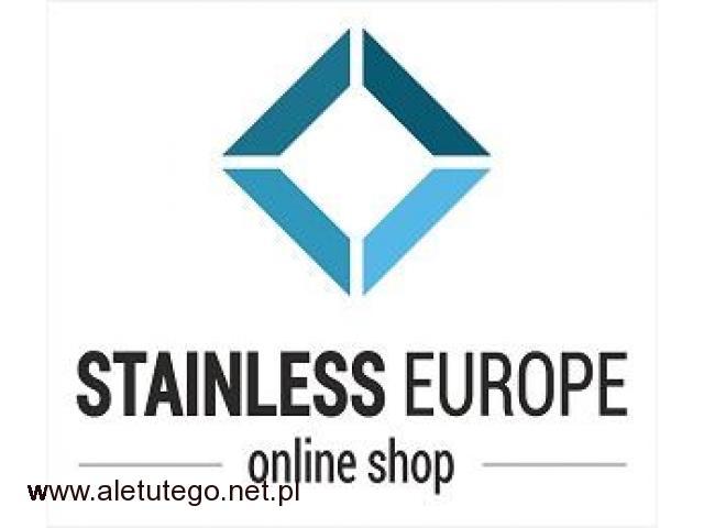 Polecamy trójniki równoprzelotowe nierdzewne - zobacz w sklepie Stainless Europe - 1/1