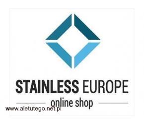Polecamy trójniki równoprzelotowe nierdzewne - zobacz w sklepie Stainless Europe