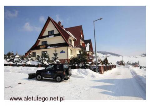 Noclegi w Pieninach - Pensjonat ** Willa Szarotka