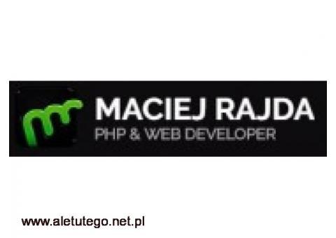 Aplikacje Internetowe - maciejrajda.pl