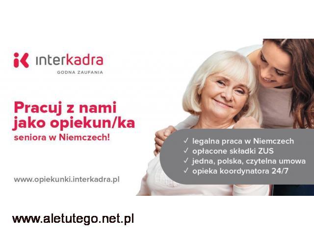 Potrzebny Opiekun/ka dla Seniora Markusa w Mengen - 1/1