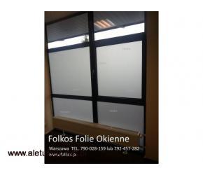 Folie matowe Warszawa - Matte Opal,Matte white,Matte frost-Folkos folie Warszawa - 2/2