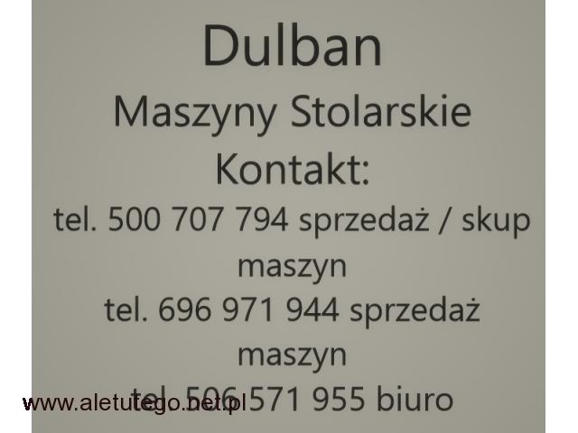 Maszyna wieloczynnościowa, Grubościówka, Piła, Frezarka - 1/1