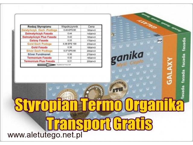 Styropian Termo Organika -  Transport Gratis - 1/1