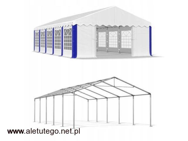 Namiot letni SUMMER IPE  5m x 10m x 2/2,91m - 1/1