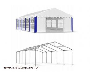 Namiot letni SUMMER IPE  5m x 10m x 2/2,91m
