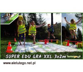 SUPER GRY XXL dla DZIECI - mega wielki format do skakania wielkie GRY XXL