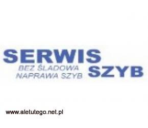 Naprawa klejenie auto szyb Poznań